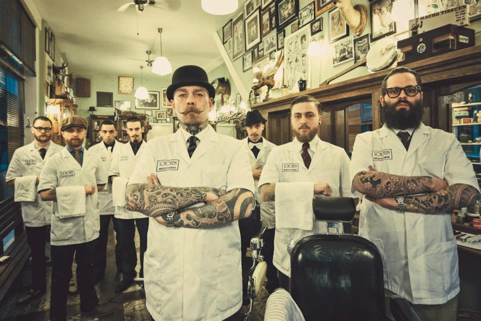 schorem haarsnijder & barbier | www.barbershops.nl